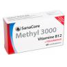 SanaCore Methyl 3000 60 smelttab