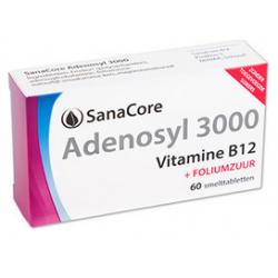 SanaCore Adenosyl 3000 60 smelttab
