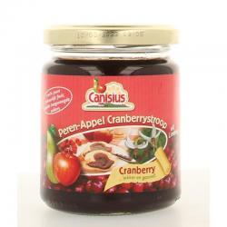 Peer appel cranberry stroops