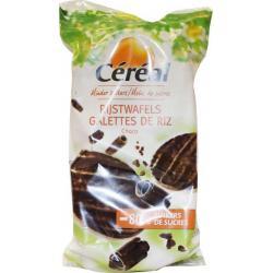 Choco rijstwafels suikervrij
