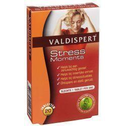 Valdispert stress moments