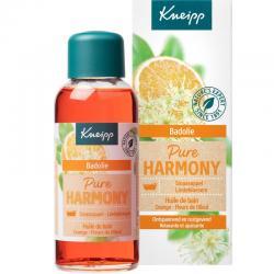 Badolie oranje lindebloesem pure harmony