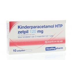 Paracetamol kind 120mg