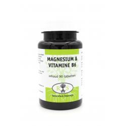 Reformhuis Steenwijk Magnesium & Vitamine B6 90 tab