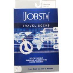 Travel socks zwart maat 5