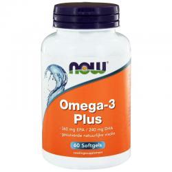 Omega 3 plus (v/h High EPA DHA)