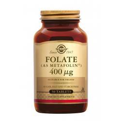 Folate 400 µg