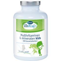 VitaVriendjes Kinderbeertjes Multivitamine 300 kauwtab