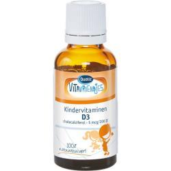 VitaVriendjes Vitamine D3 5 mcg 25 ml