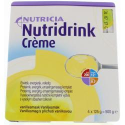 Creme vanille 125 gram