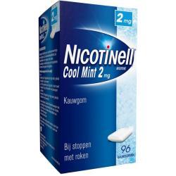 Kauwgom coolmint 2mg