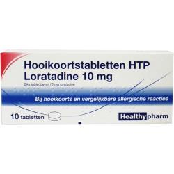 Loratadine hooikoorts tablet