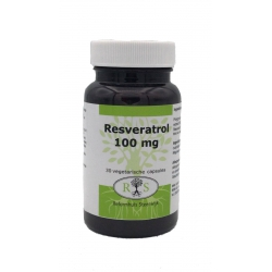 Resveratrol 100 mg 30 caps