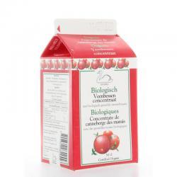 Cranberry / Veenbes siroop